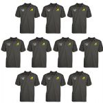 Embroidered Gas Safe Polo Shirts 10 Pack